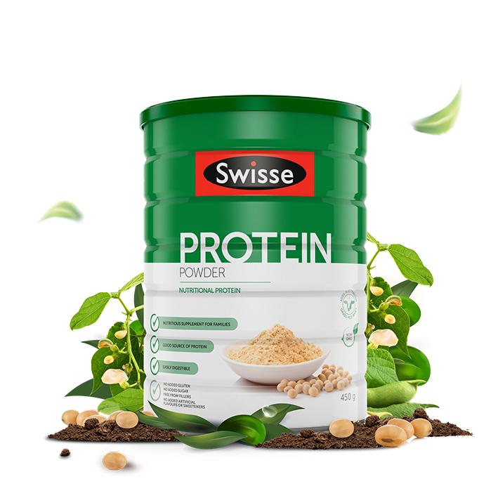 Swisse斯维诗混合蛋白粉